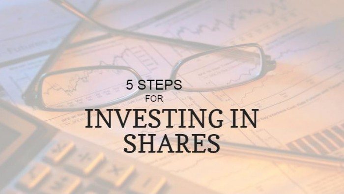 Investment in shares