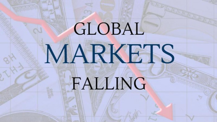 Global Markets falling, Paper looks promising