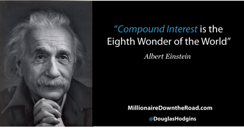 albert-einstein-compound-interest-eighth-wonder-world-millionire-down-the-road