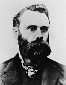 Charles Henry Dow, discoverer of the Dow Theory