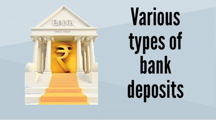 Various types of Bank Deposits