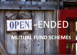 Open-ended mutual funds