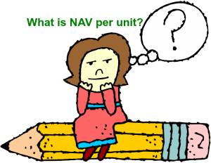 Calculation of NAV