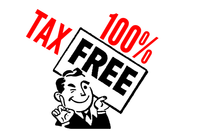 Right Time To Know About Five Tax Free Incomes