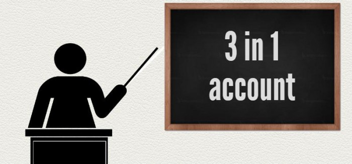 A Brief Distinction Between Bank Account, Trading Account and Demat Account