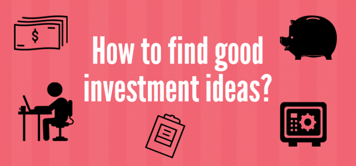 6 simple ways to generate stock ideas