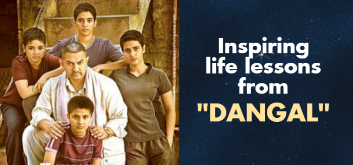 "5 ""Dangal"" lessons which everyone must learn"