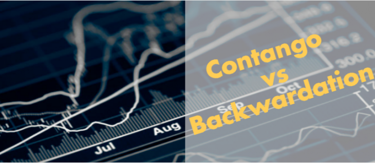 Contango vs backwardation