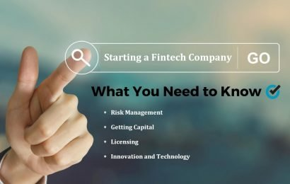 things to know before starting a fintech company