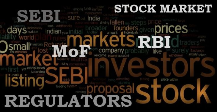 Indian capital market regulators