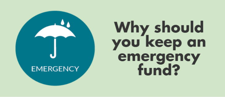 why you need an emergency fund?