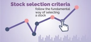 Stock selection criteria – follow the fundamental way of selecting a stock