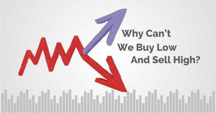 Why Can't We Buy Low And Sell High?