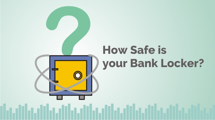 Are bank lockers safe? Learn about bank lockers safety measures