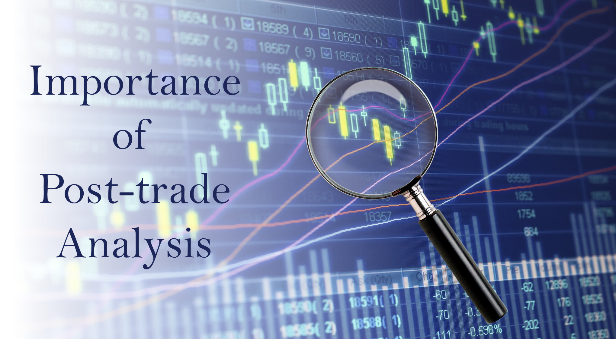 why is trading analysis important