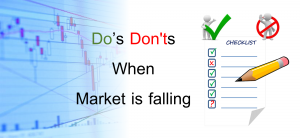 Do's and Don'ts to Generate Wealth in Falling Stock Market