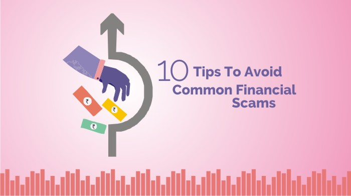 tips to avoid financial scams