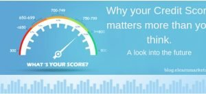 Why your Credit Scores Matters more than you think: