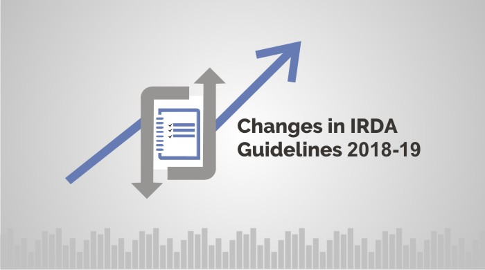 IRDA Regulation 2018: Proposed Changes
