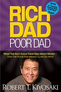 "1. ""Rich Dad, Poor Dad"" by Robert Kiyosaki"