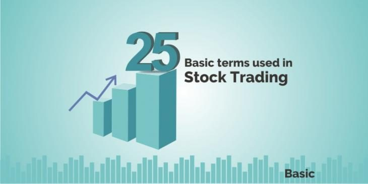25 Stock Market Terms a Trader should know