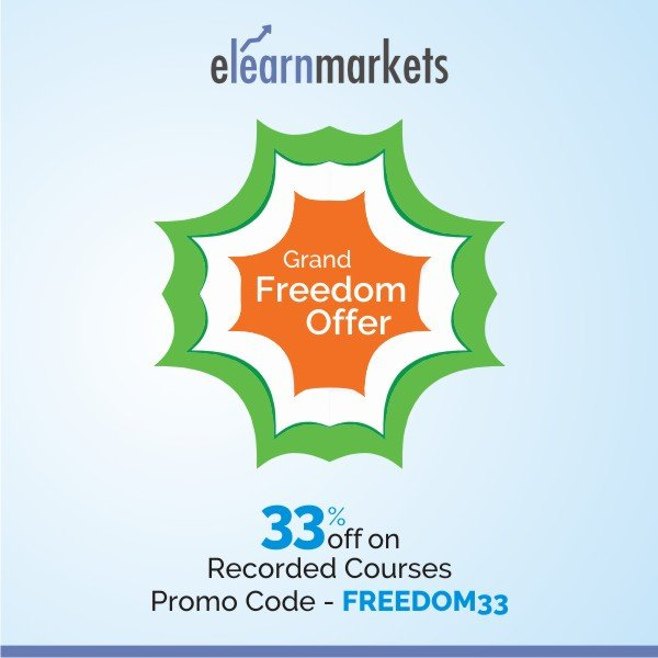 FREEDOM Offer on Recorded Courses 600 X 600