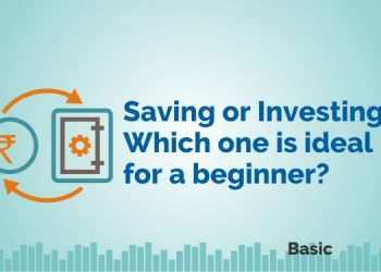 saving or investing for beginner