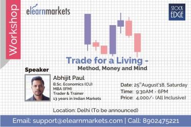 Workshop in Delhi on 25 August 2018