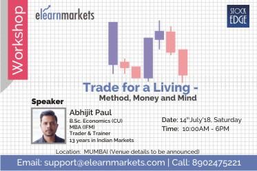 Workshop in Mumbai on 14 July 2018
