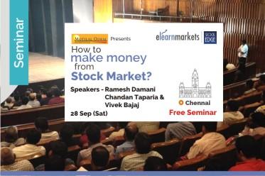 How to make money from Stock Markets - Chennai