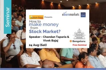 How to make money from Stock Markets - Bengaluru